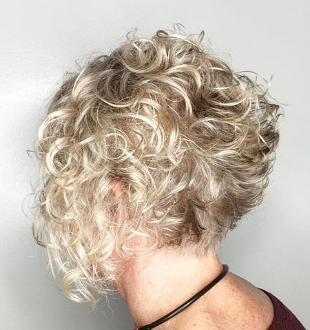 Blonde Hair, Curly, Blonde, Loose, Curls
