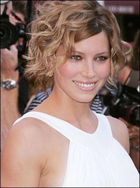 Jessica Biel Hair, Curly, Jessica, Curls, Biel