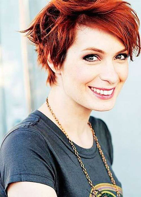 Felicia Day, Pixie, Day, Stone, Red