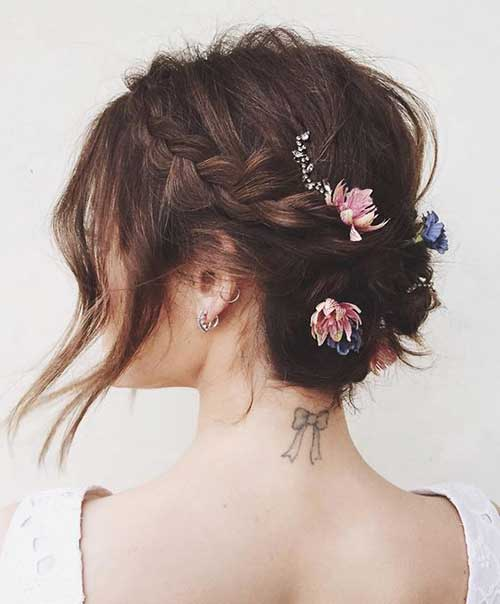 Wedding Short Hairstyles-12