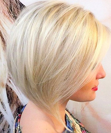 Fine Hair, Bob, Blonde, Fine, Bobs