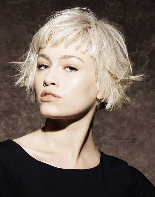 Cute Short Hairstyles-13