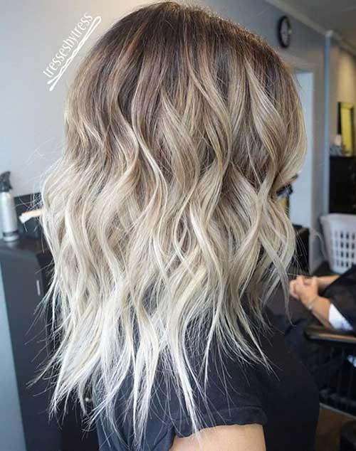 Wavy Short Hairstyles-13