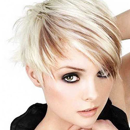 Edgy Hair, Women, Pretty, Pixies, Pixie