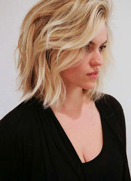 Layered Hair, Bob, Wavy, Long, Bobs