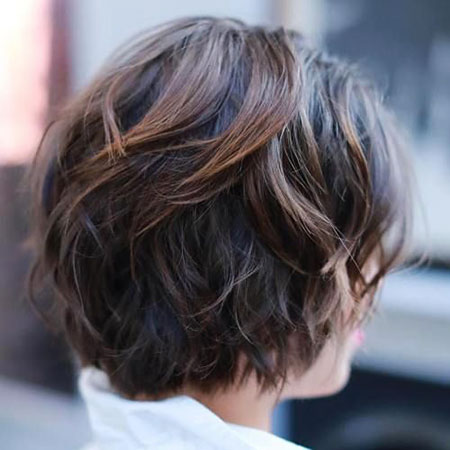 Cute Hair, Balayage, Brown, Highlights, Bob
