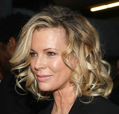 Kim Basinger Hair, Kim, Basinger, Medium, Length