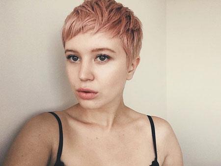Pink Pixie Hair, Pixie, Pixies, Exo, 207