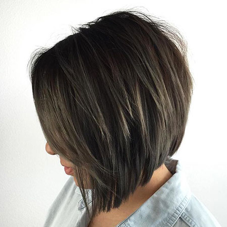 Inverted Bob, Bob, Layered, Long, Inverted