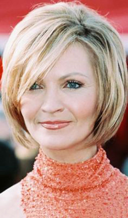 Joan Allen, Medium, Bob, Women, Should