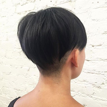 Layered Hair, Pixie, Bob, Shaved, Pixies