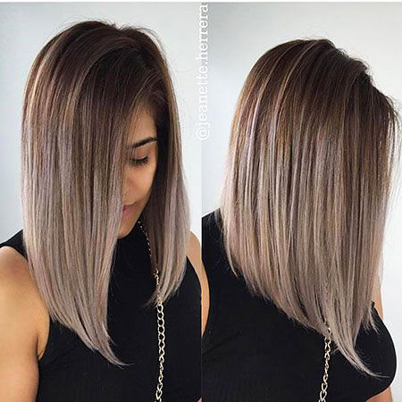 Balayage Hair, Ombre, Blonde, 207, Straight