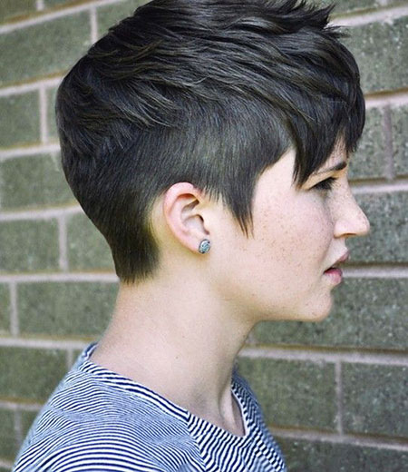 Summer Hair, Pixie, Women, Trendy, Summer