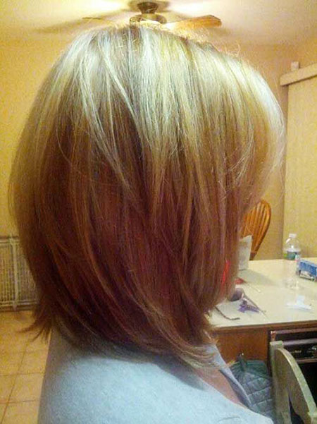 Blonde Highlights, Bobs, Bob, Medium, Long