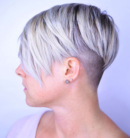 Blonde Hair, Pixie, Blonde, Shaved, Pixies