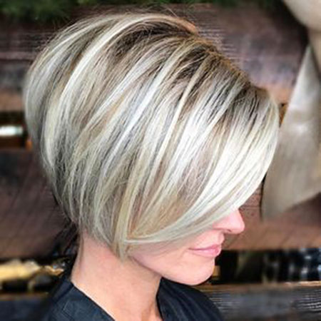 Blonde Hair, Bob, Blonde, Balayage, Layered