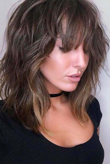 Cute Bangs, Trends, Thin, Some, Sexy