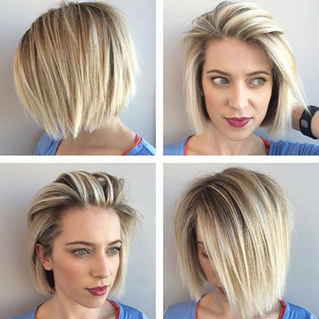 Summer Hair, Bob, Pink, Textured, Texture