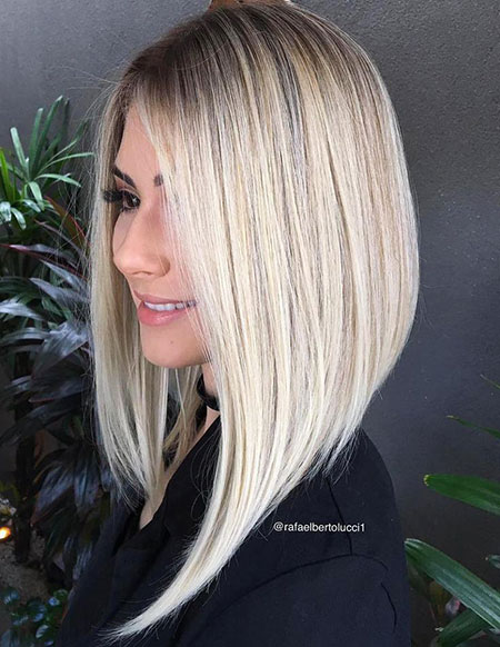 Blonde Hair, Bob, Blonde, Bobs, Long