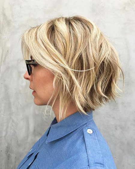 Shaggy Hair, Bob, Shaggy, Layered, Shades