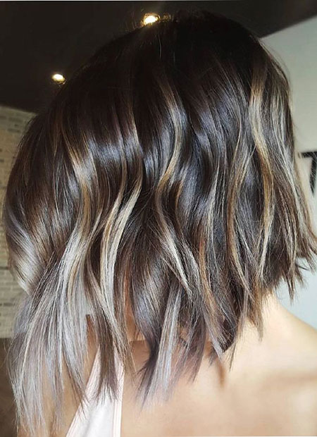 Short Hair, Balayage, Bob, Women, Trends