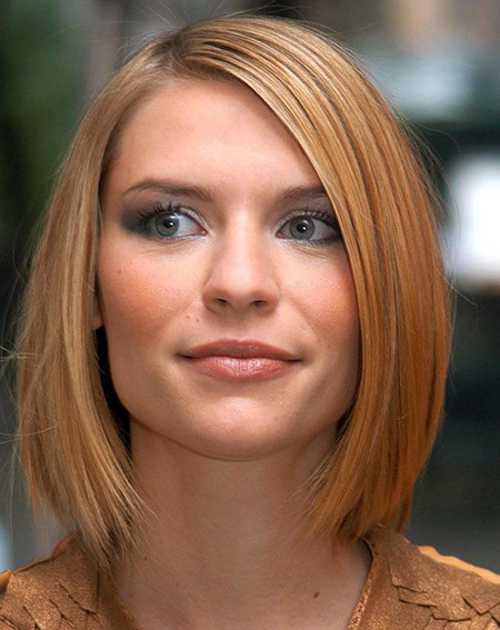 Claire Danes, Bob, Medium, Cute, Page