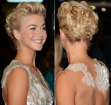 Curly Hair, Updo, Wedding, Updos, Season