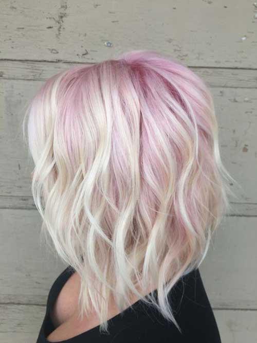 Pink Short Hair-6