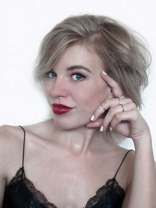 Cute Short Hairstyles-7