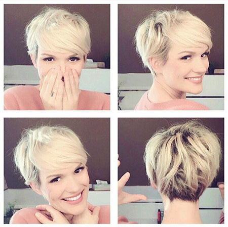 Cute Blonde Hair, Pixie, Pixies, Long, Cute