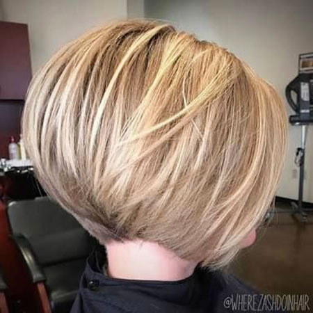 Layered Hair, Bob, Blonde, Layered, Bobs