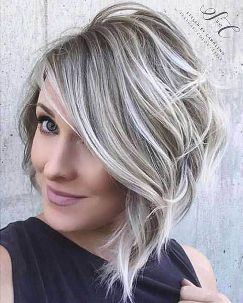 Elegant Inverted Bob Hairstyles With 15 Pics Bob Hairstyles