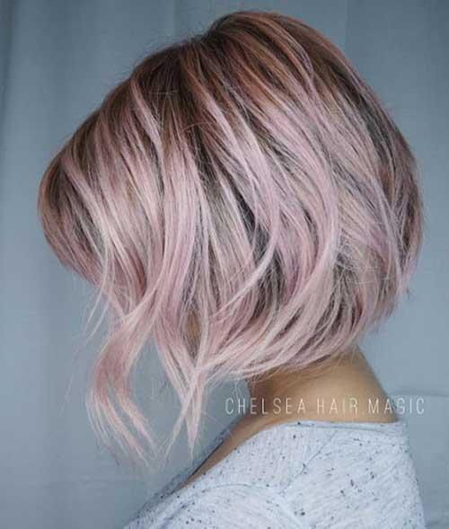 Pink Short Hair-9