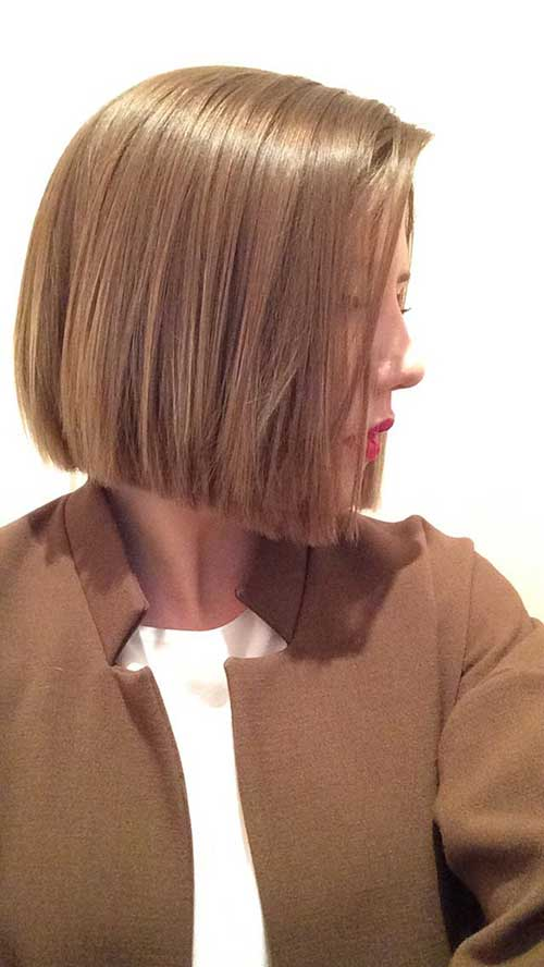 Straight Short Haircuts-9