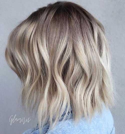Best Wavy Short Hairstyles