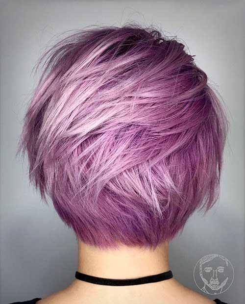 Short Hair Color Ideas
