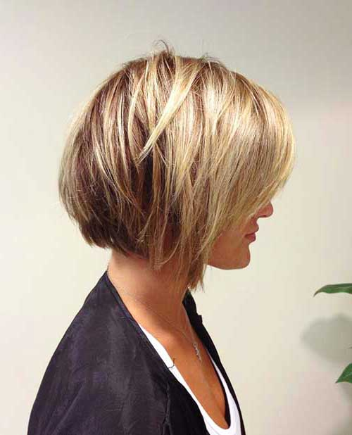 short-layered-bob-hair