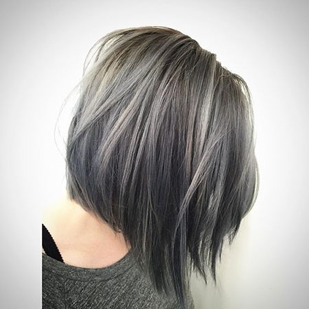 Winter Bob 2017 Layered Colors Color