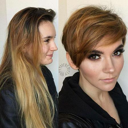Pixie Hair 2018