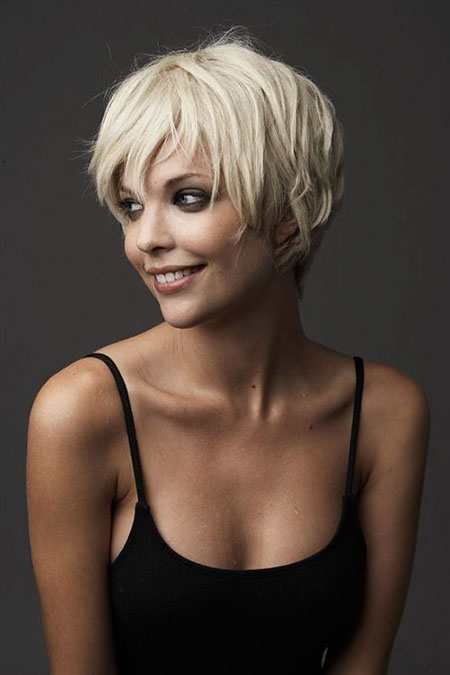 Pixie Women Very 30 2013 , Layered Pixie Cut