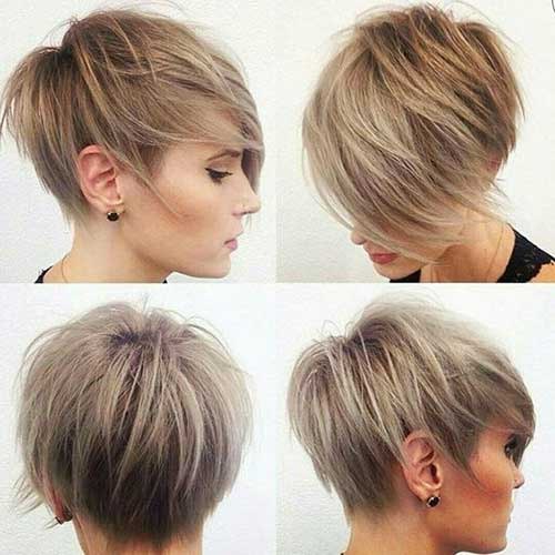 Short Haircuts for Fine Hair-14
