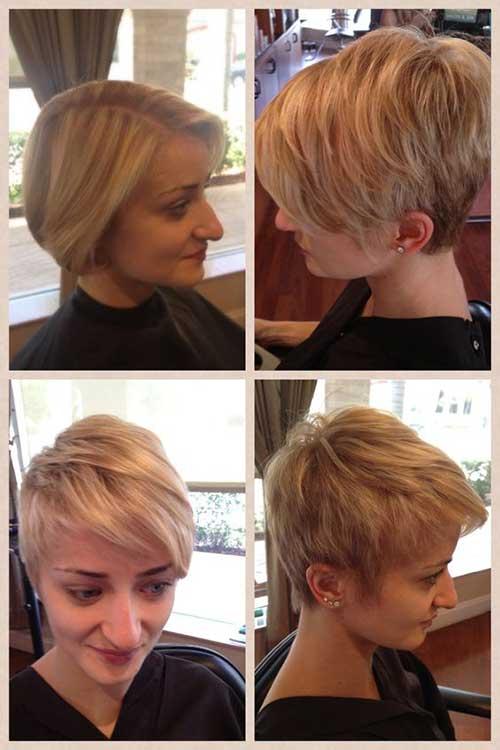 Cute Short Hairstyles-15