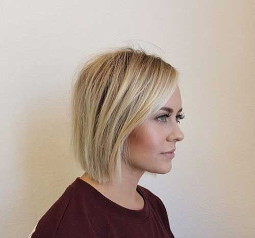 Short Haircuts for Fine Hair-6
