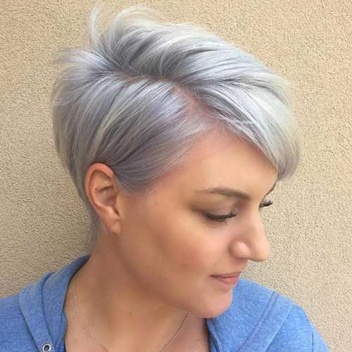 Short Haircuts for Fine Hair-7