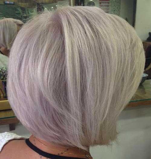 Blonde Short Hair Styles