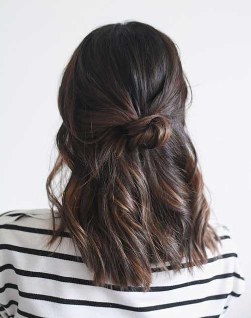 Short Hair Updo Styles
