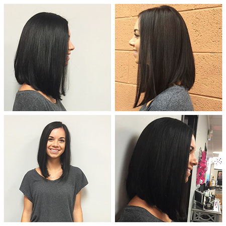 Bob, Angled, Long, Straight, Pixie, Extensions