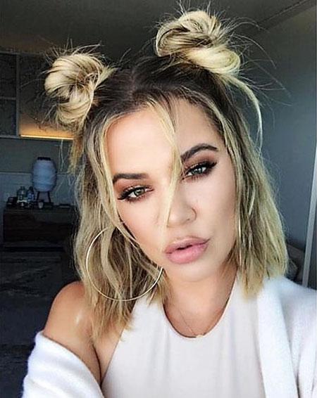 Short Hairtyle, Hair V Style Makeup