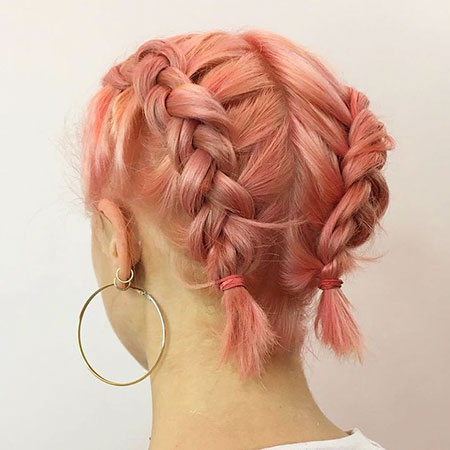 Hair Braids Braid Waterfall
