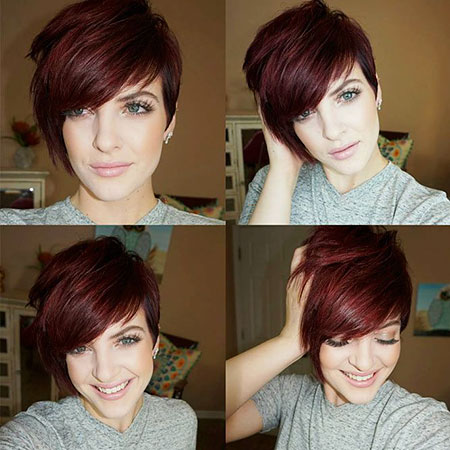 Pixie Short Hair Trendy